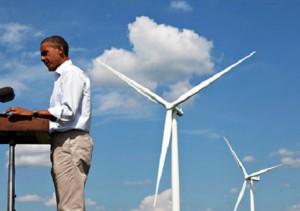 Obama apuesta por las renovables