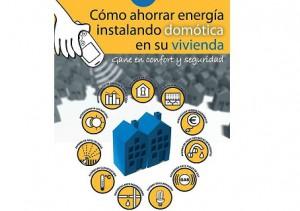 Ahorrar energía en casa mediante la domótica