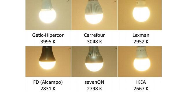 de de • Eficienciame marca bombillas led blanca Comparativa SqVzMpU