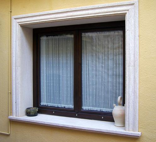 Retranqueo de ventana