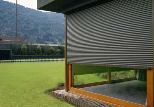 Tipos de protectores solares para ventanas eficienciame - Tipos de persianas enrollables ...