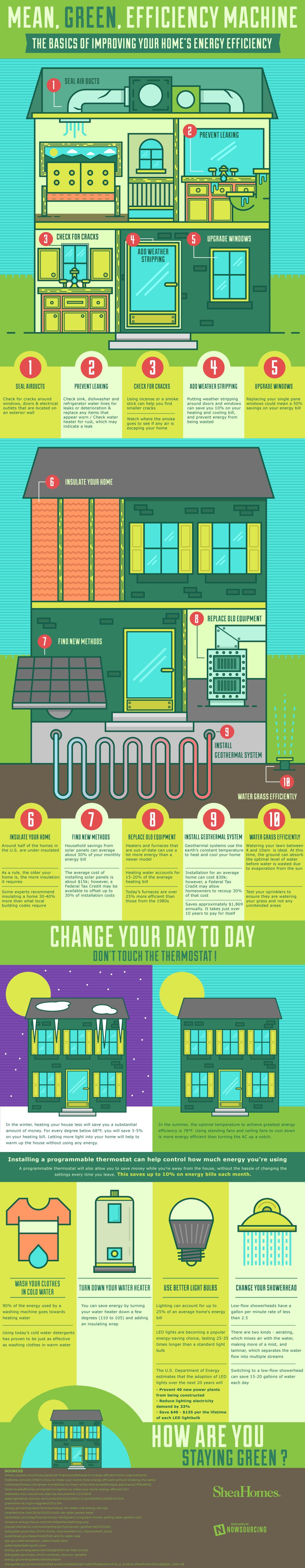 10 consejos para ahorrar energía en casa